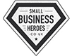 Small Business Heroes logo