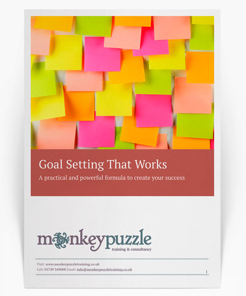 Guide to Setting Goals