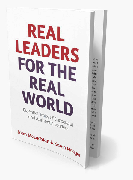 Real Leaders Book