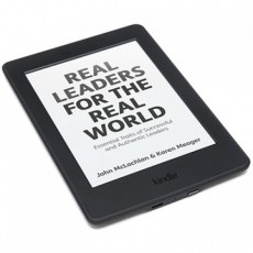Real Leaders for the Real world (eBook for kindle)