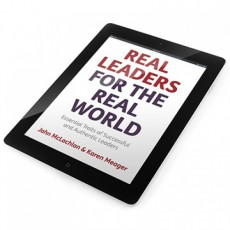 Real leaders for the Real World (eBook for iBooks)